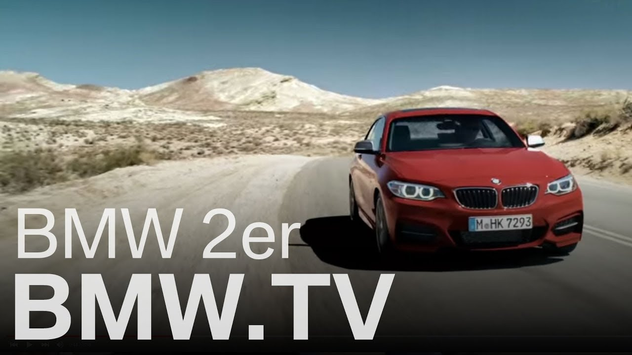 das neue bmw 2er coup youtube. Black Bedroom Furniture Sets. Home Design Ideas
