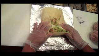 How To: Roll a Burrito