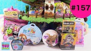 Baixar Blind Bag Treehouse #157 Unboxing Disney Coco Hatchimals LOL Surprise | PSToyReviews