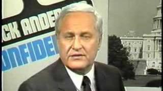 Ex CIA Agent Boris Korczak on the Jack Anderson Show