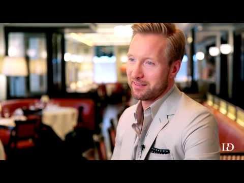 The Interview: Martin Brudnizki, Interior Designer