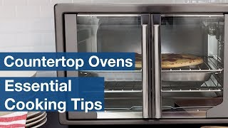 Essential Cooking Tips for Countertop Ovens | Oster®