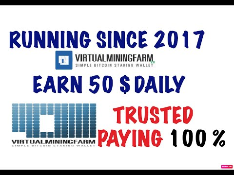 EARN LIFETIME BITCOIN/ MINING SITE RUNNING SINCE 2017 / TRUSTED PAYING SITE  100 % / GIVEAWAY