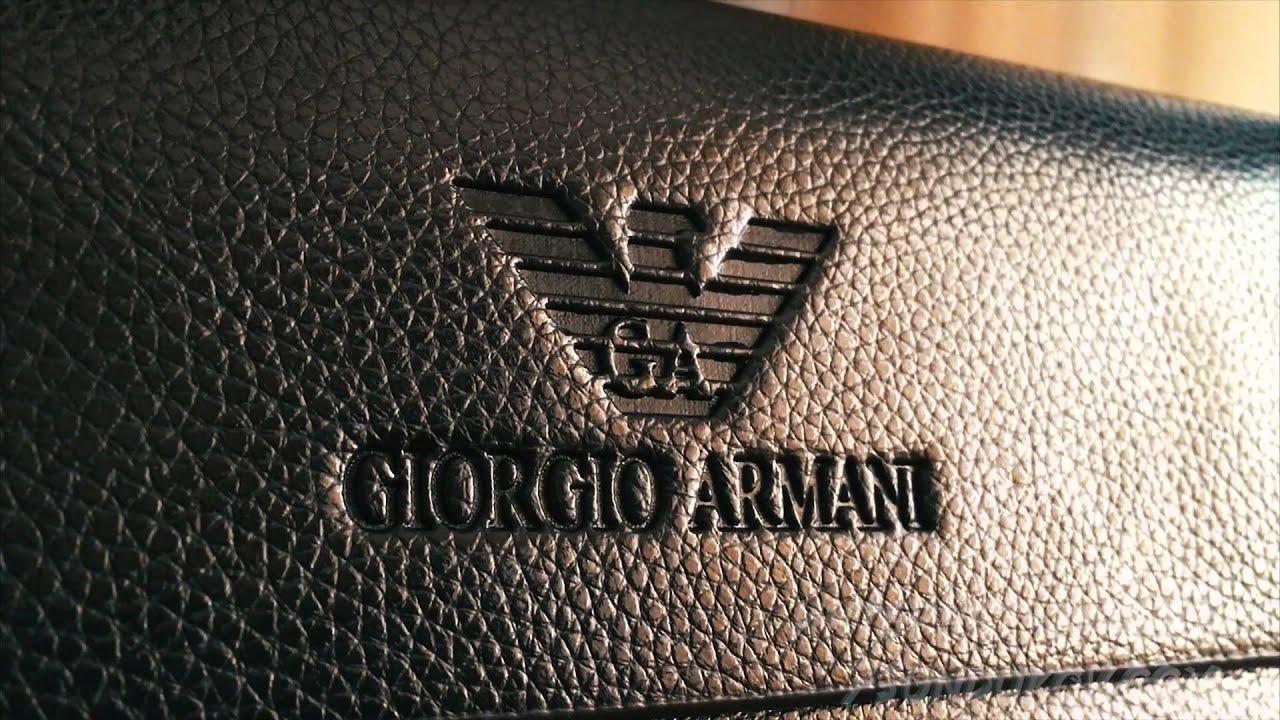 Купить брендовые мужские клатчи по самой выгодной цене вы можете здесь. Лучшее. Коричневый кожаный мужской клатч armani. В наличии.