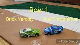 Veteran Piston Cup Race