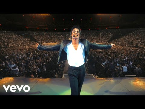 Michael Jackson   Heal The World Live In Buenos Aires Dangerous World Tour   1993