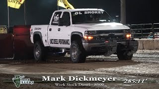 Central Illinois Truck Pullers - 2019 Four-Wheel Drive Diesel - Truck Pulls Compilation