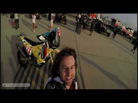 Watts  2019 The best sports moments of motor sport Dakar (Part 44)