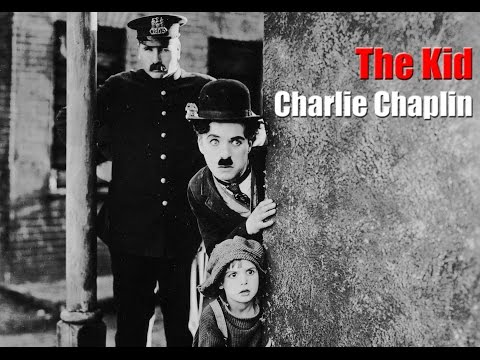 Charlie Chaplin - The Kid - Window Scene with Jackie Coogan