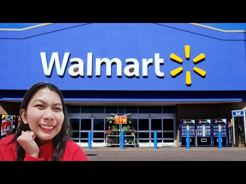 SHOPPING AT WALMART CANADA | IT'S MIA R.