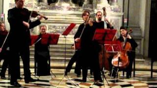 J.S.Bach Concerto in Re minore BWV 1043 Largo ma non tanto