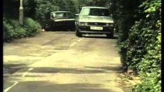 The Professionals: Ford Capri vs Triumph 2.5 PI part 2