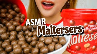 #117 Request ASMR MALTESERS CHOCOLATE BALLS | ASMR Indonesia