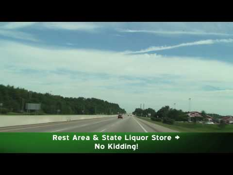 I-293 & I-93 Manchester to Concord NH