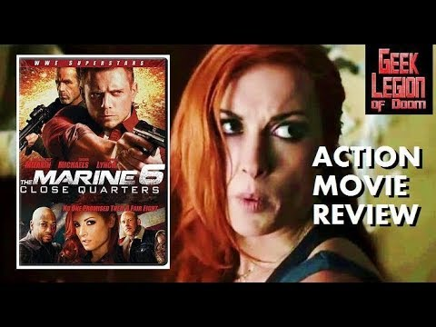 THE MARINE 6: CLOSE QUARTERS ( 2018 Becky Lynch ) WWE Action Movie Review
