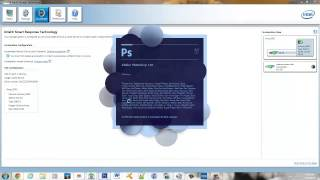 Intel Smart Response Technology With Load Time Demo
