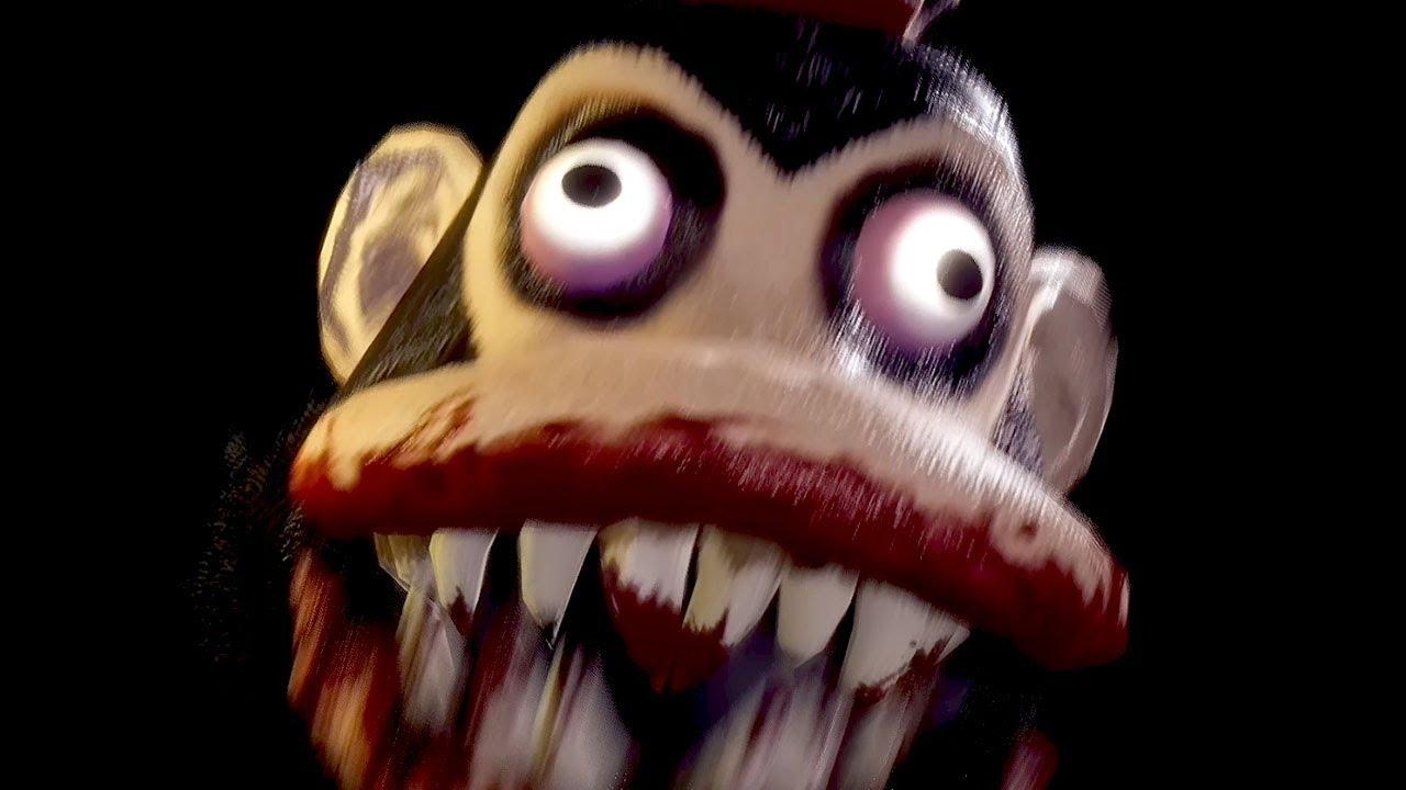 あの伝説の「人食い猿とひたすら鬼ごっこするホラーゲーム」のマルチ版がカオスで笑う