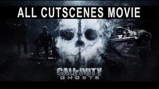 Call of Duty Ghost All Cutscenes Action Movie 1080p