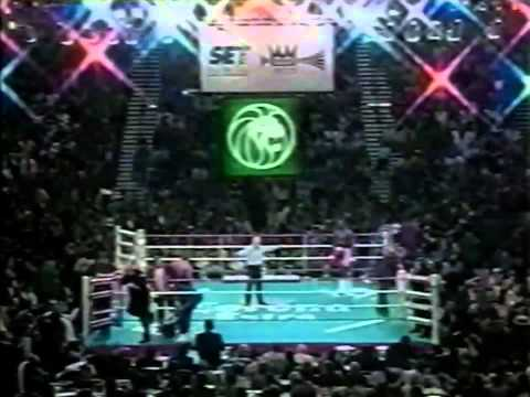 Mike Tyson  vs   Franklin Roy  Frank  Bruno   1996 03 16