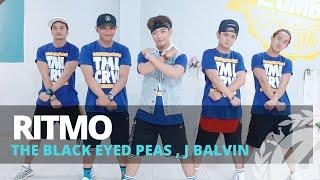 RITMO by The Black Eyed Peas ft J. Balvin | Zumba | Pop | TML Crew Vietnam Kelvin Leal