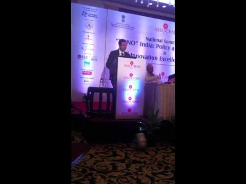 TechSci Research: Karan Chechi Presented India Nanotechnology at conference
