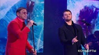EMIN & Григорий Лепс - Розы (Большой рождественский концерт-2019)