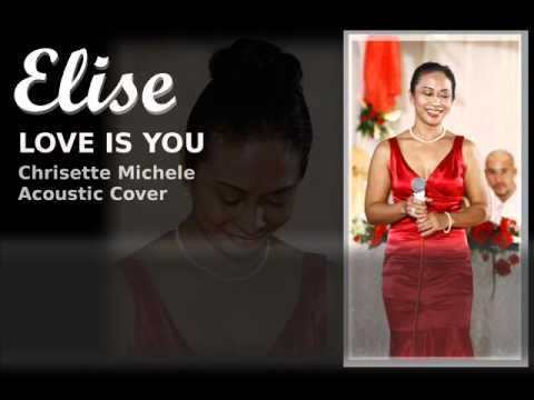 Elise Aguilar - Love is You Acoustic Cover
