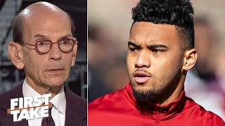 Alabama needs 'chaos and carnage everywhere' to make the CFP - Paul Finebaum | First Take