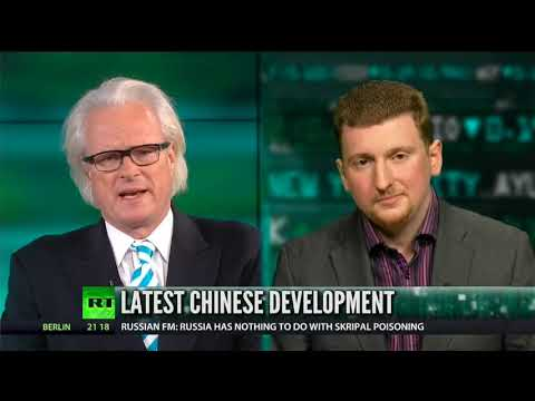 Xi Jinping & The Belt and Road - Caleb Maupin on RT's Boom Bust