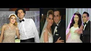 احدث البوم صور افراح وزفاف وزواج كل النجوم زفاف جميع الفنانين