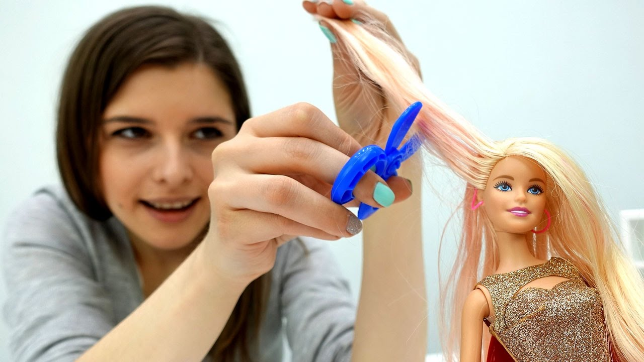 ToyClub шоу - Кен и Барби - ищем игрушки - YouTube