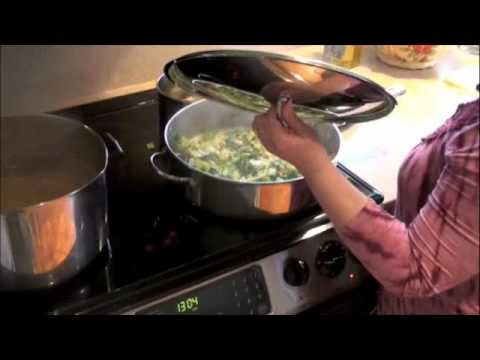 Real Italian Cooking - Pasta with Escarole and Beans