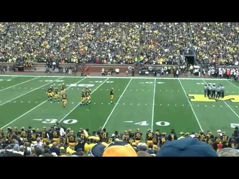 The Big House (Michigan Stadium) On Michigan