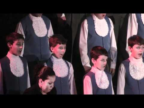 Go tell it on the mountain - Drakensberg Boys' Choir 2011