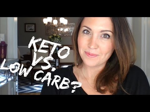 Ketogenic Diet vs. Low Carb Diet | Ashley Salvatori