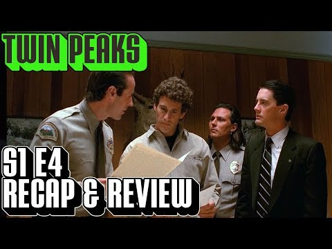 [Twin Peaks] Season 1 Episode 4 Recap & Review | The One Armed Man Rewatch