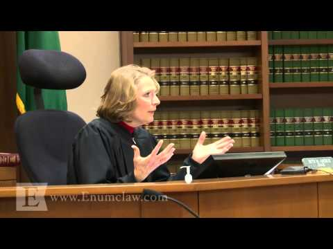 Judge Beth Andrus Rules on Police Misconduct