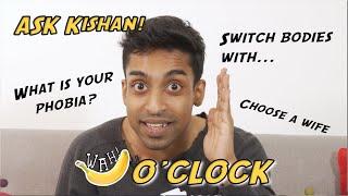 Wah!Banana O'Clock - Kishan AMA