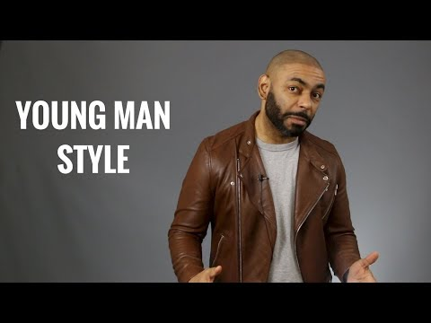 How Young Men Should Dress/10 Best Young Men's Style Tips