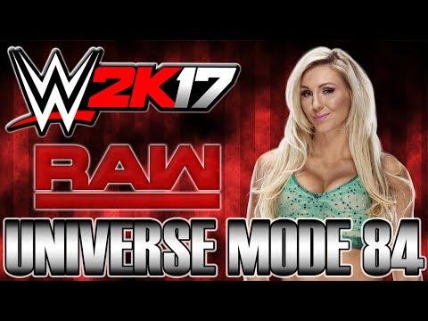 "WWE 2K17 - Universe - #84 ""REVANCHE FEMININA"" [UNIVERSE MODE]"