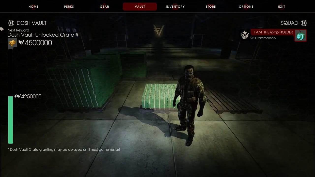 Killing Floor 2 Vault Bug Youtube