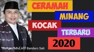 Ceramah Minang terbaru / Pasti ketawa / Muhammad Arif Tuangku Bandaro Sati / Tentang Qurban