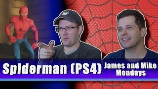 Spider-Man (PS4) James and Mike Mondays