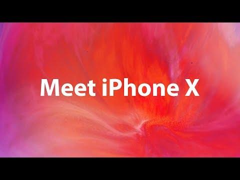 Meet iPhone X — Apple Parody |TYP