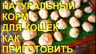 Натур Еда для Кота рецепт от Самвела