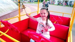 Wheels On The Bus Song #2  Nursery Rhymes & Kids Songs by KybiBybi