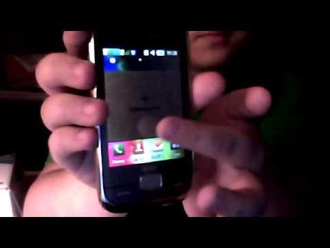 Сенсорный телефон Samsung Rex 60 DUOS(GT-C3312)