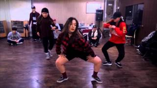 Crush - Give It To Me (Feat. Jay Park)  │ Choreagraphy by Iri Kim │ Zingy Dogs Dance Studio