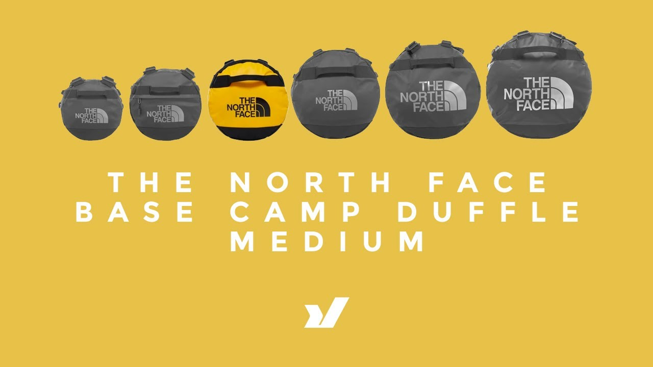 North Duffle Face Camp Base Medium The dxBEeoWQrC