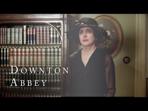 The Dowager Tries to Save Lord Grantham's Marriage | Downton Abbey | Season 3